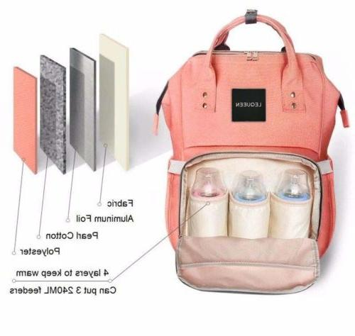 2018 Changing Baby Multifunction Mother Nappy Backpack Newborn