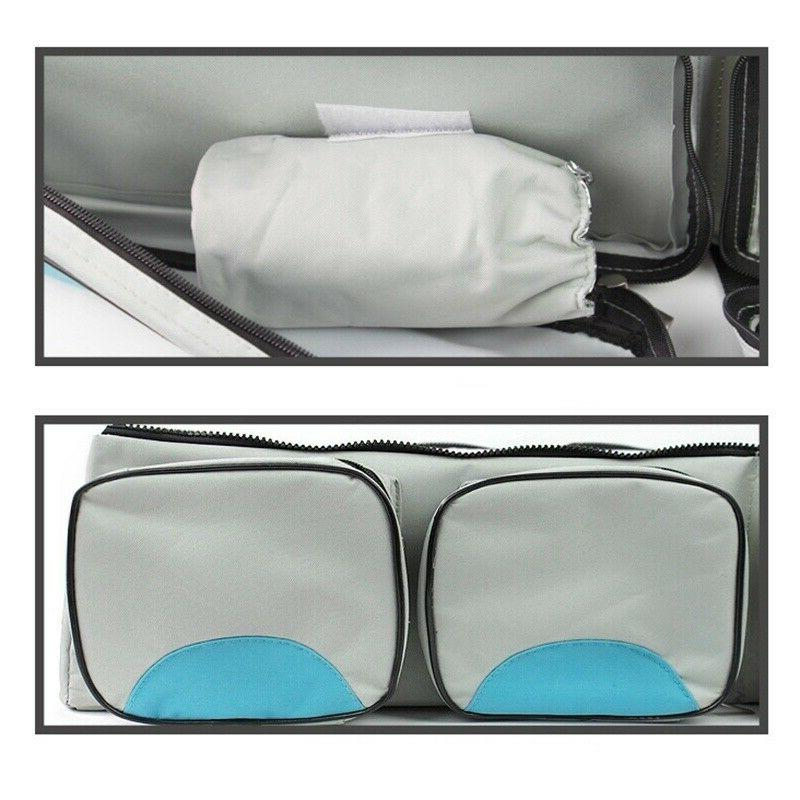 3 in 1 Mommy Diaper Travel Sleep Crib Backpack