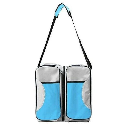 3 Foldable Mommy Bag Travel Sleep Bed Crib