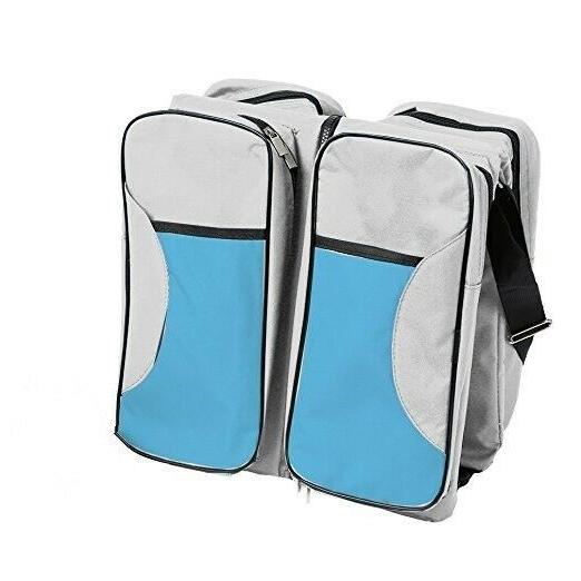 3 Travel Sleep Crib Backpack