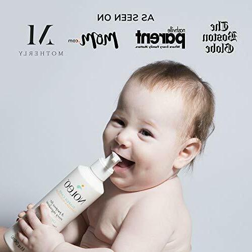 3 Diaper Care Skin Cleanser, Rash Moisturizing