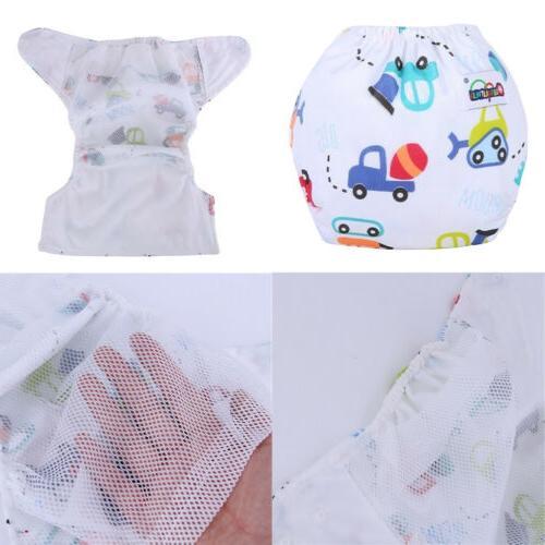 Baby Girl Boy Pee Potty Cloth Diaper