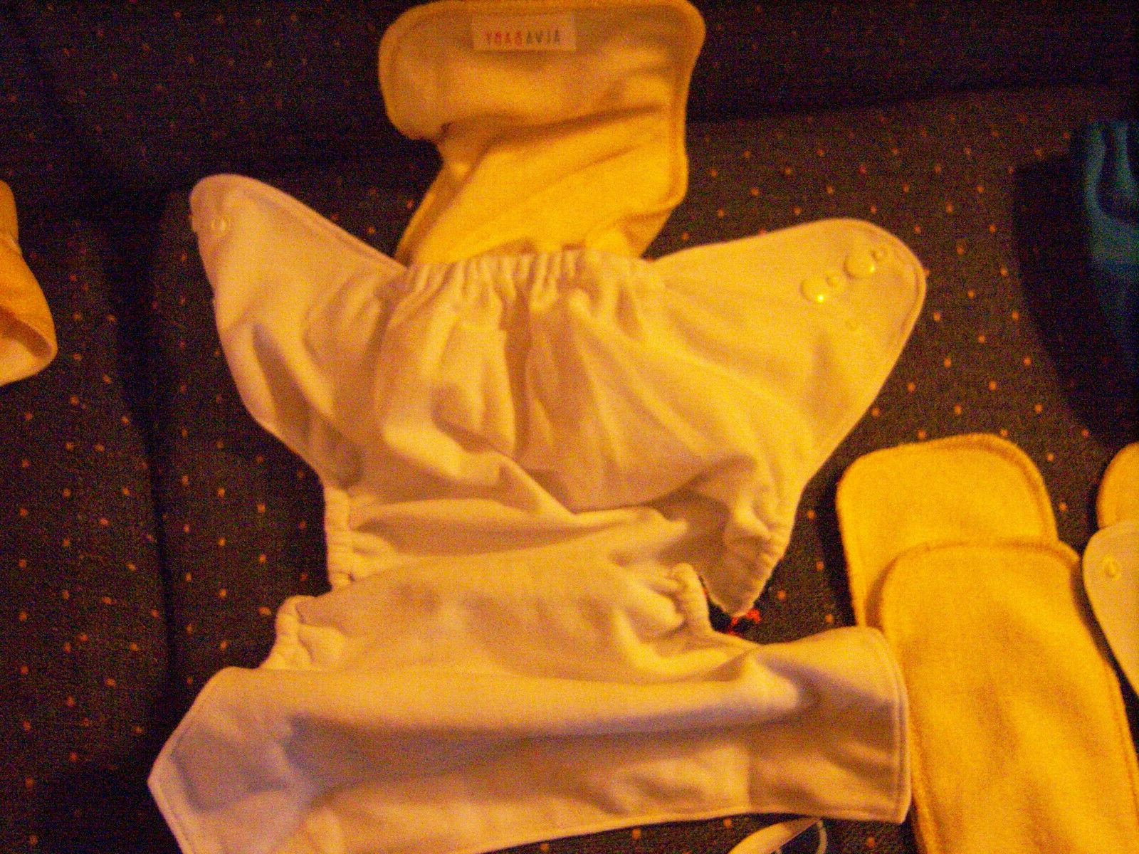 4 New Cloth All Diapers