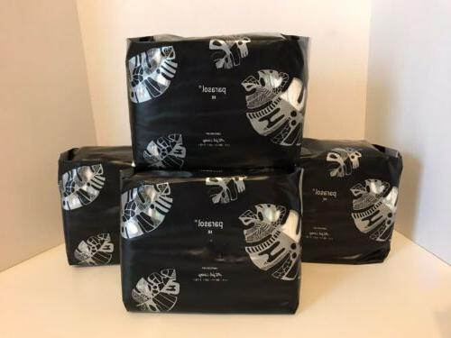4 packs of infant diapers size 1