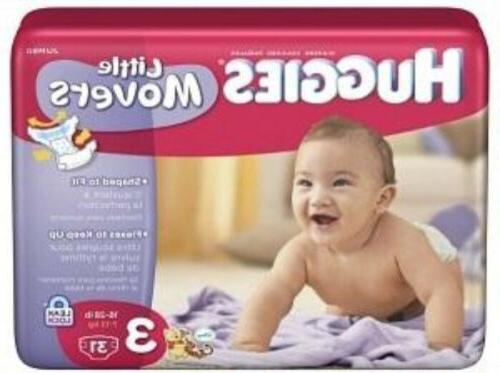 40799 baby diaper huggies little movers tab