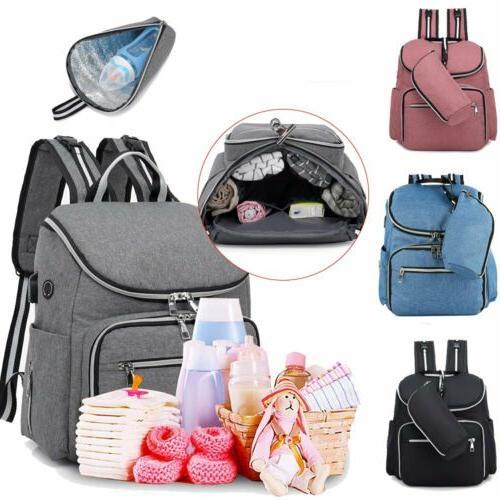 4colors maternity diaper bag mom backpack large