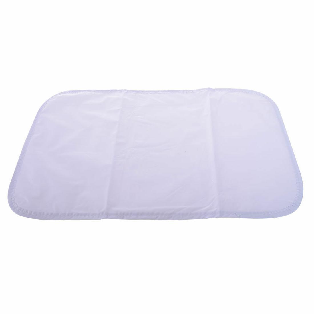 4PCS Blue Diaper Nappy mat Mommy Tote Bag US Seller