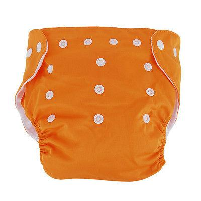 5 PCS+5 Diapers Adjustable Reusable For Newborn