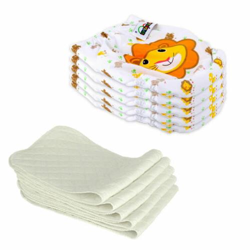 5 Insets Diapers Reusable For Stock