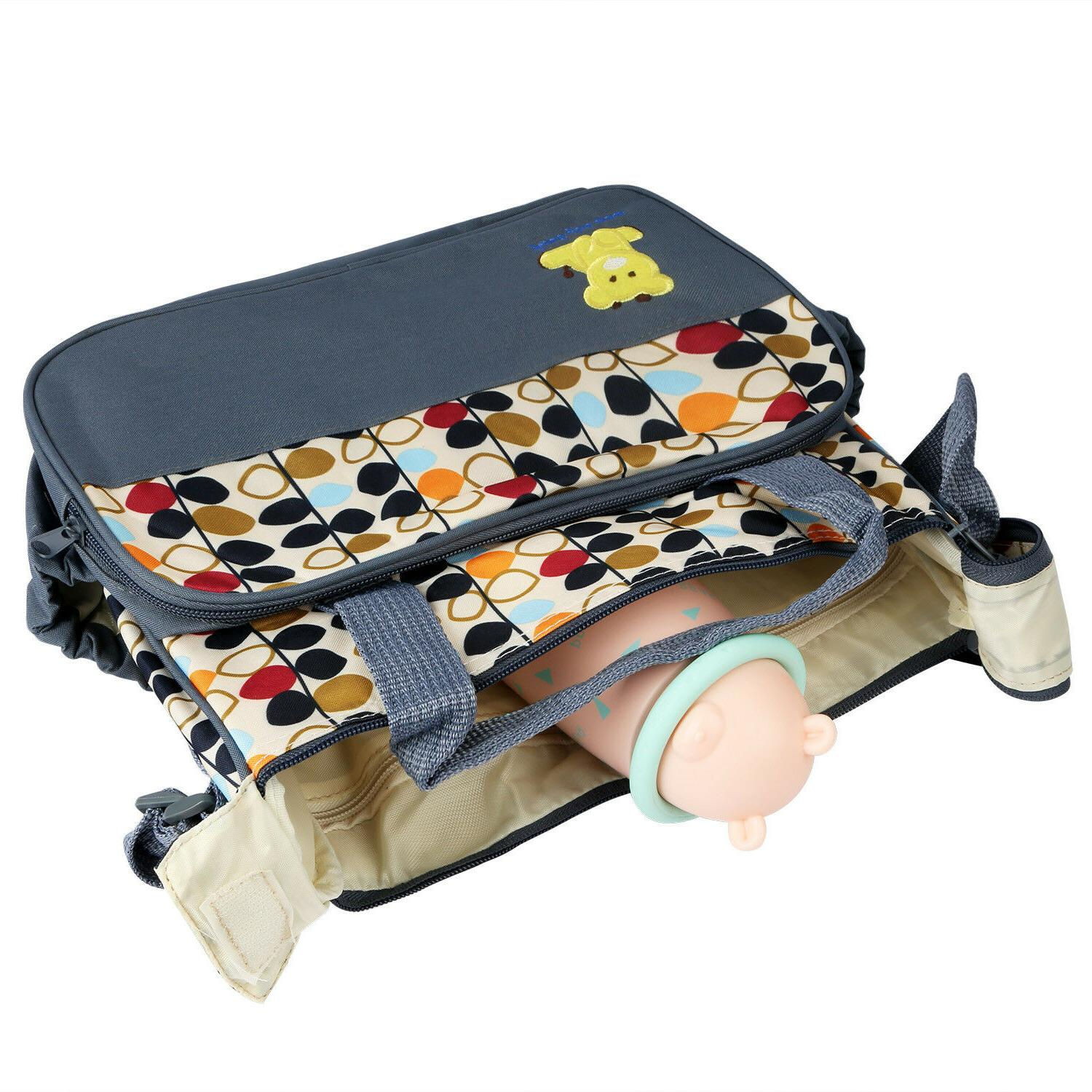 5 Diaper Nappy Mummy Mother Multi-functional Set