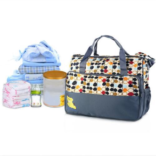 Baby Bag Handbag Bottle Change Mummy