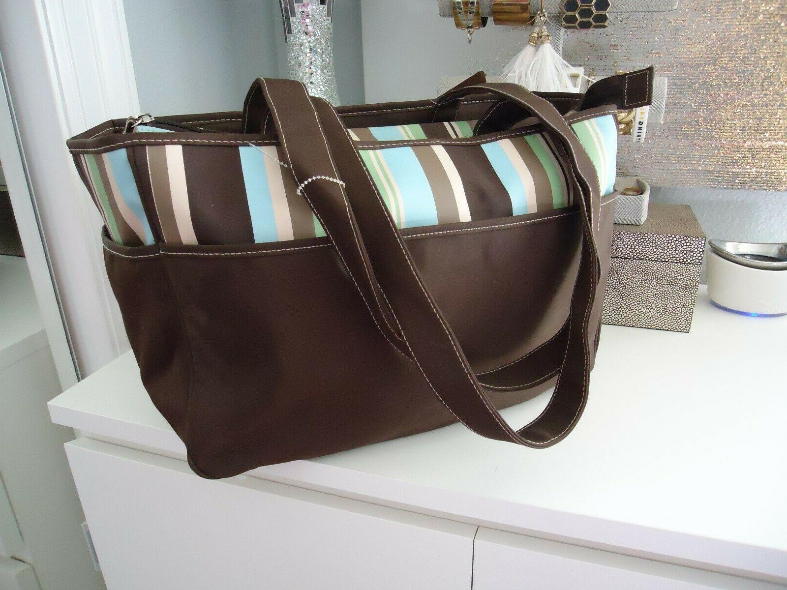 5Pcs/Set Handbag Baby Diaper Nappy