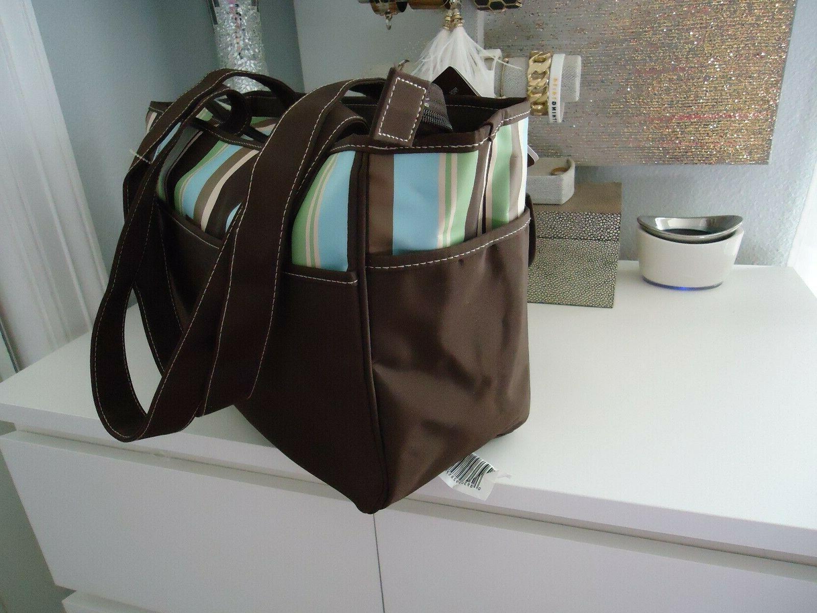 5Pcs/Set Nappy Bag