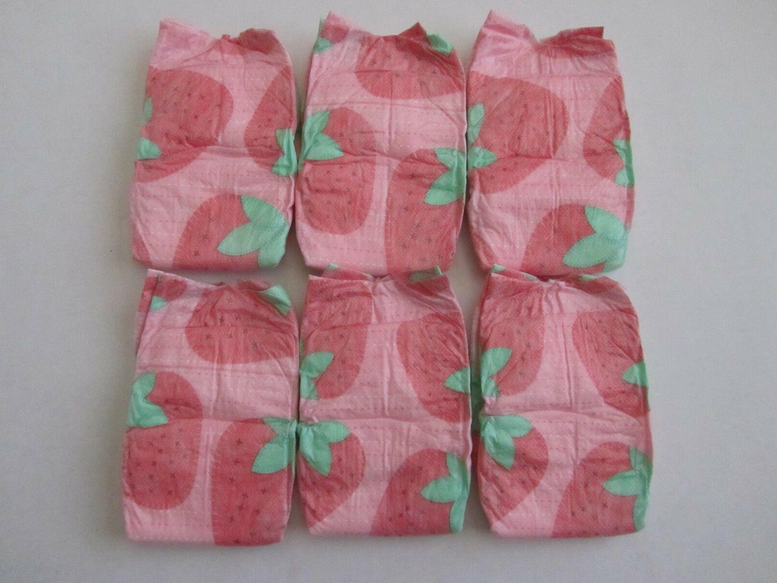 6 Baby Reborn Strawberry Print