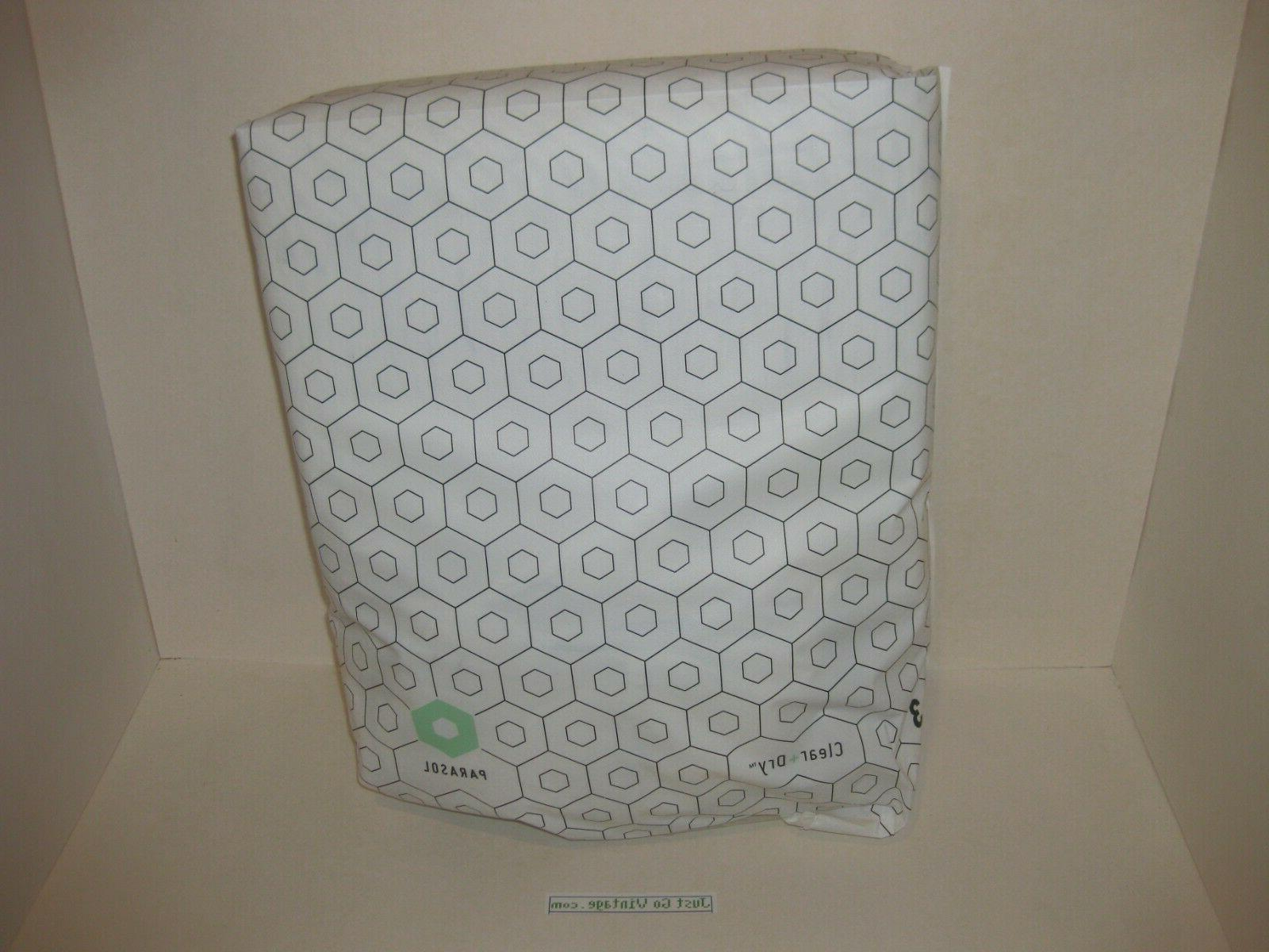 64 ct clear dry disposable diapers rashshield