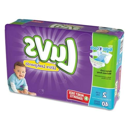 Tide 85923 Diapers Size 2: 18 lbs 40/Pack 2