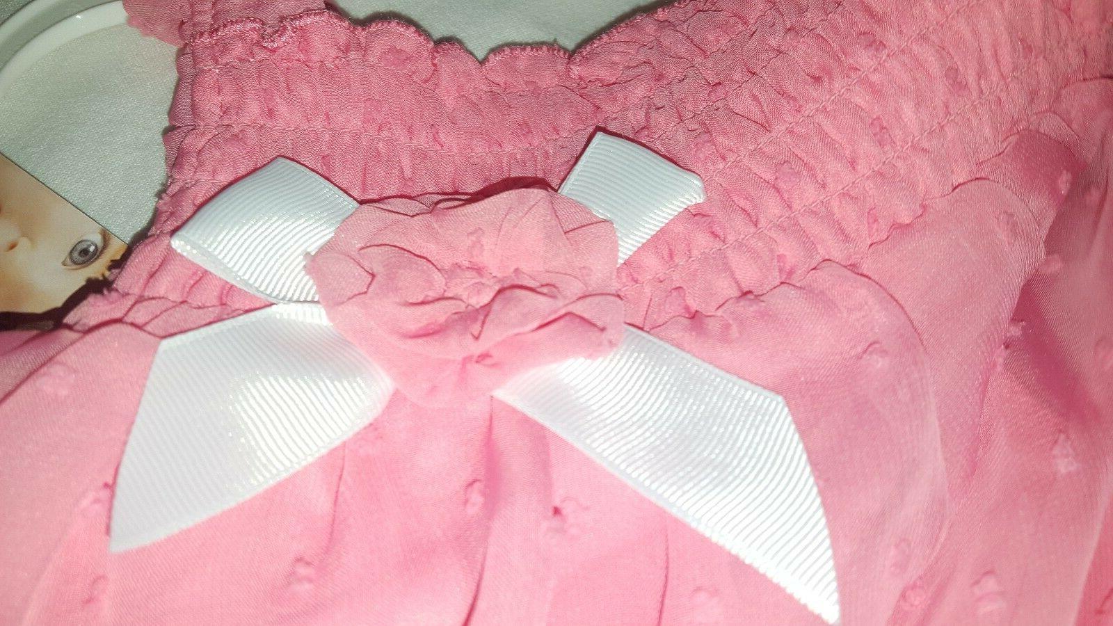9M Girls Sleeveless Dressy Baby