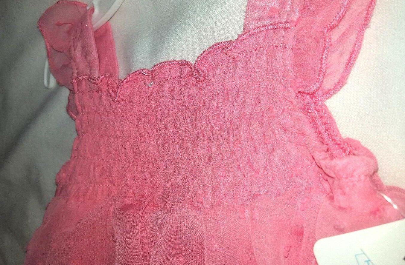 9M Girls Dress Sleeveless Dressy by