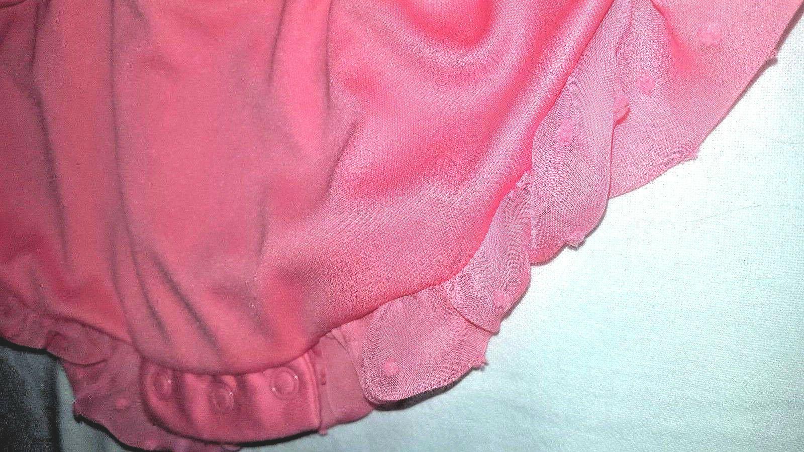 9M Girls Coral Sleeveless Dressy