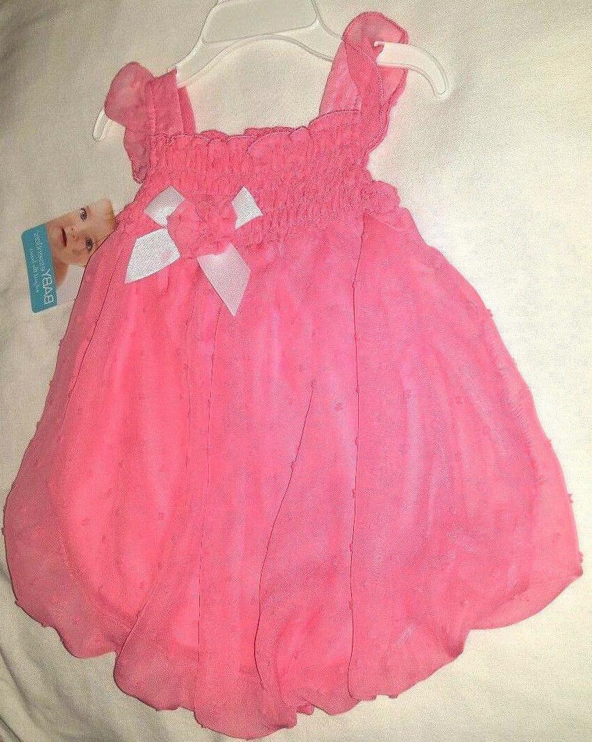 9m girls dress coral sleeveless summer diaper