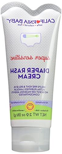 California Baby Super Ointment oz