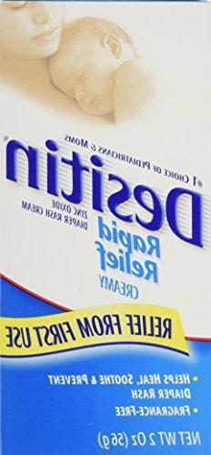 Desitin Zinc Oxide Cream