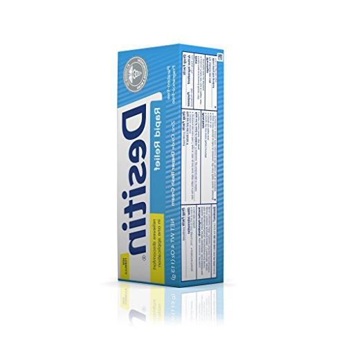 Desitin Diaper Rash Remedy, 4