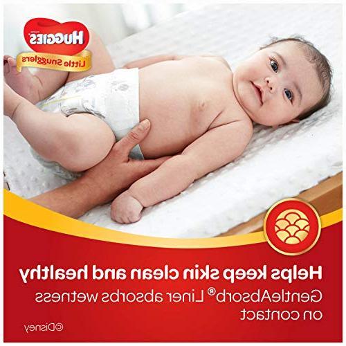 HUGGIES Little Diapers, Newborn, Count