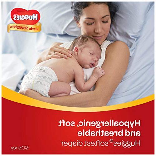 HUGGIES Baby Diapers, Size Newborn, Count