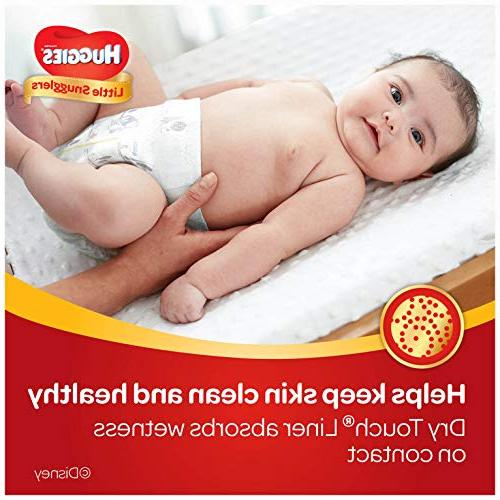 Huggies Little Snugglers Diapers, Count,