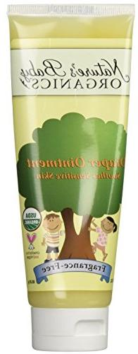 Nature's Baby Organics - Diaper Ointment Fragrance-Free - 3