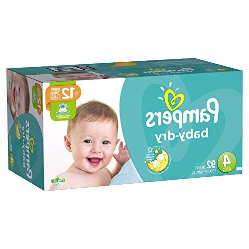Pampers Size 4, 92 SUPER