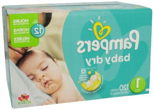 Pampers 2 Diapers Pack - 112 Count