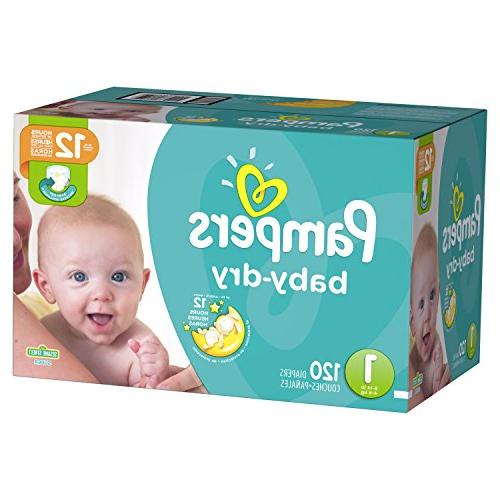 Pampers Baby 2 - 112 Count