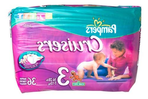 Pampers Cruisers 3, Pack, ct