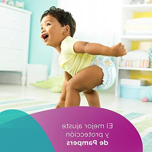 Pampers Size 4 Giant ea