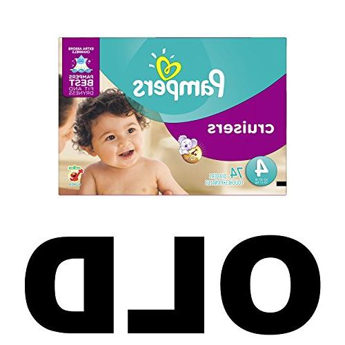 Pampers Disposable SUPER