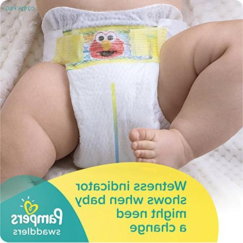 Pampers Disposable Size JUMBO