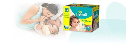 Pampers Swaddlers Size GIANT