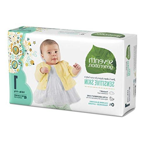 Seventh Free for Sensitive Skin Prints, count