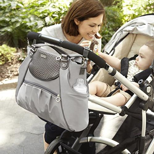 Skip Day-to-Night Diaper Satchel,