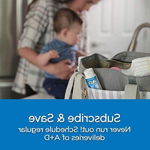 A+D Diaper Rash Dimenthicone 1%, Zinc Oxide Easy Baby