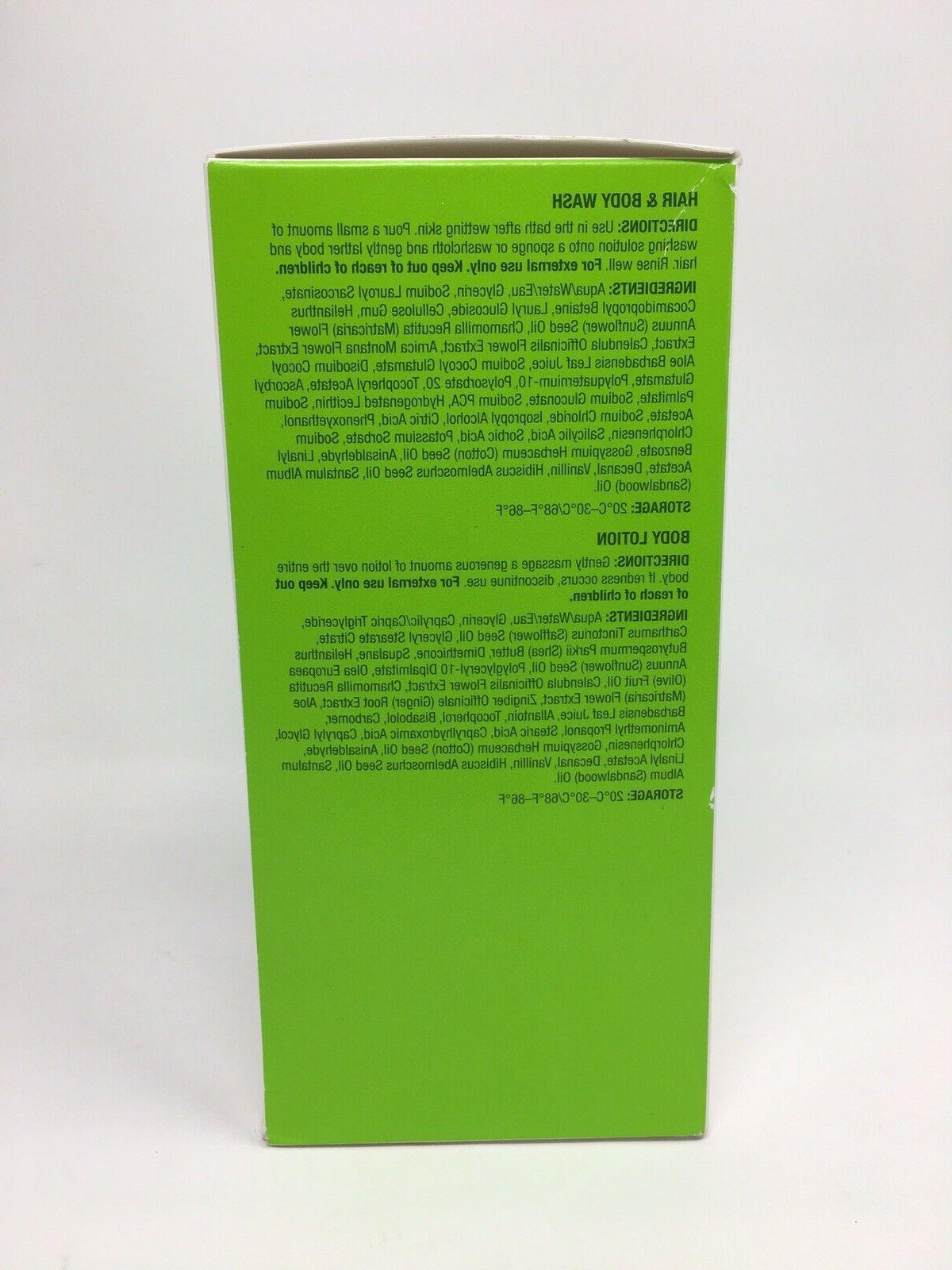 ABC Arbonne Sunscreen Diaper Body Lotion Hair-Body EXPIRED