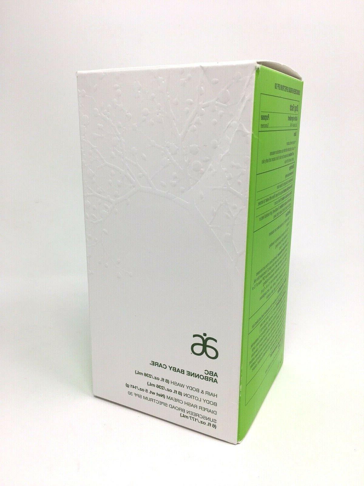 abc baby care sunscreen diaper cream body