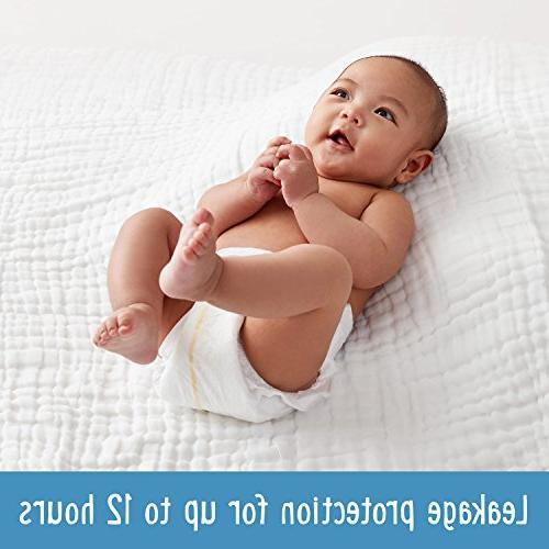 Amazon Brand - Bear Diapers Size 46 Count,