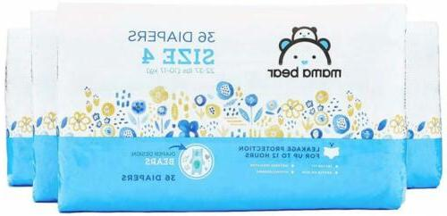 amazon brand diapers size 4 144 count