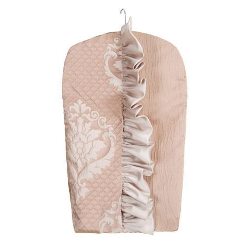 Glenna Jean Angelica Diaper Stacker, Pink, one Size