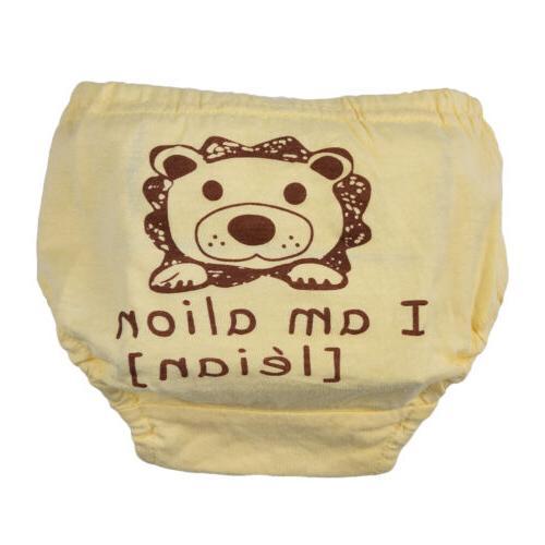 Potty Training Cute Pants Cloth Diaper