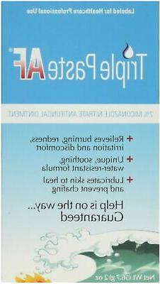 Triple Paste Antifungal Medicated Ointment 1 oz