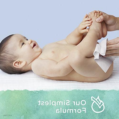 Pampers Aqua Pure Pop-Top Sensitive Water Baby